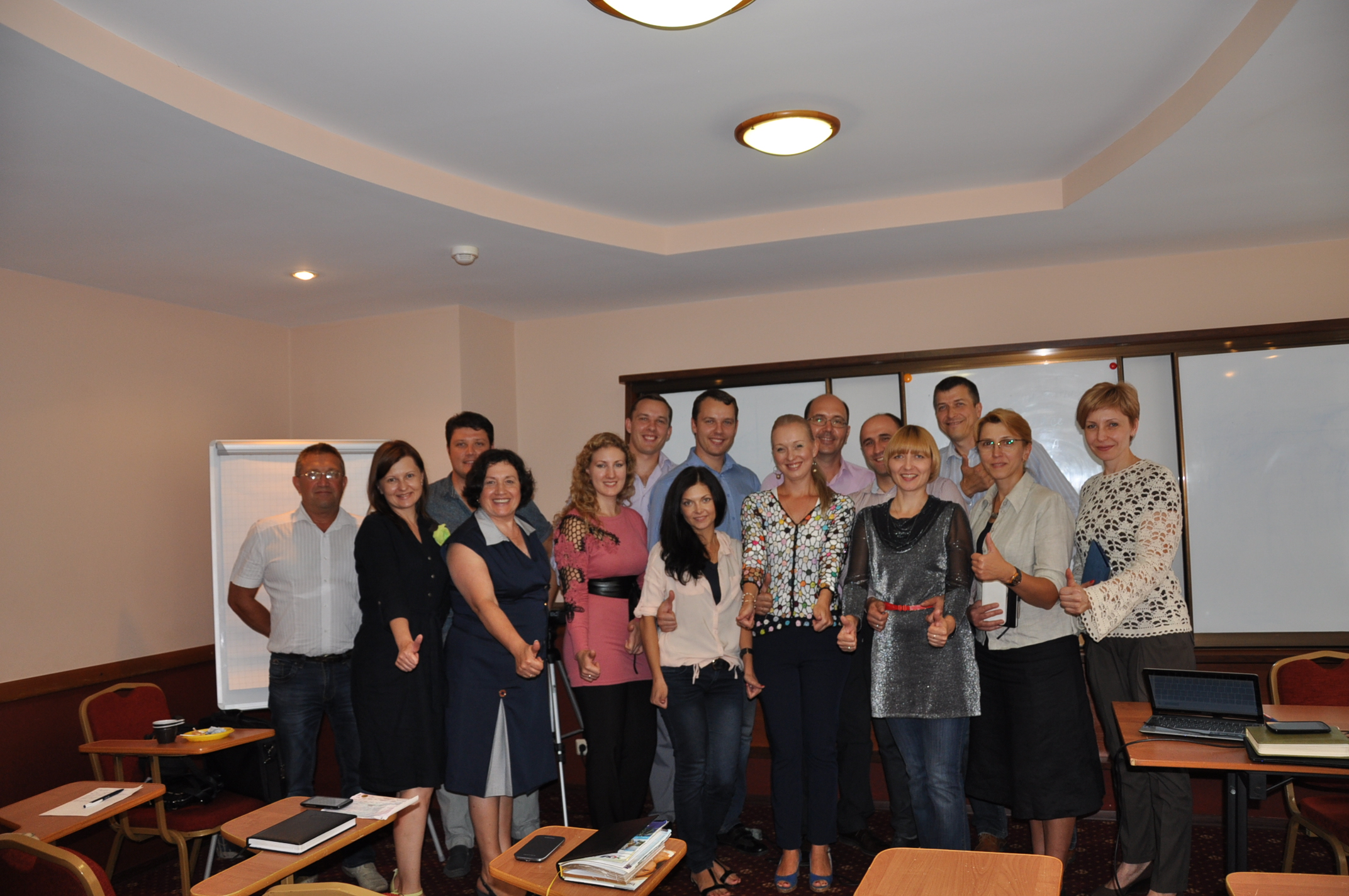 Встреча лидеров в Воронеже