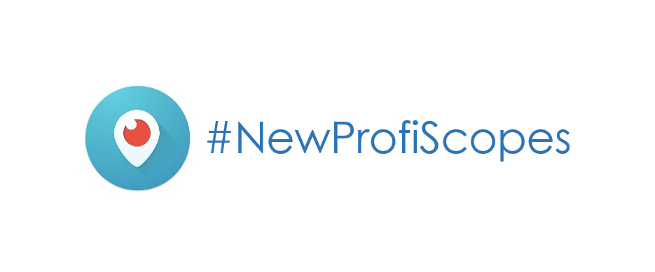 #NewProfiScopes